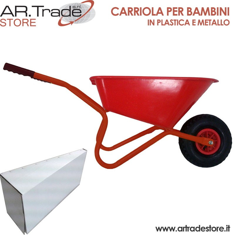 Carriola per bambini ar trade store for Vasca in plastica per tartarughe